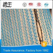 Tuniu owned-factory sun protection fabric for shade net