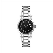 Vertical 3atm stainless steel bezel strap japan movt quartz watch manual