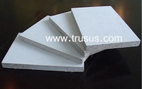 CE Certification Extruded Polystyrene Sound Insulation Fireproof Board For Fireplace