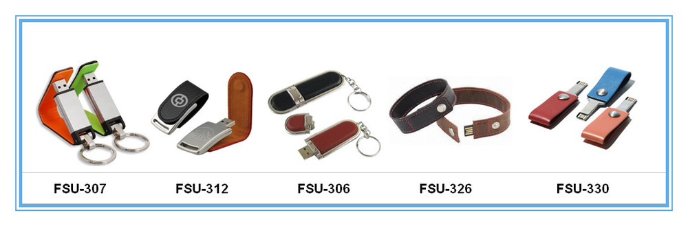 Original design Leather effect keychain 2600mah customized power bank
