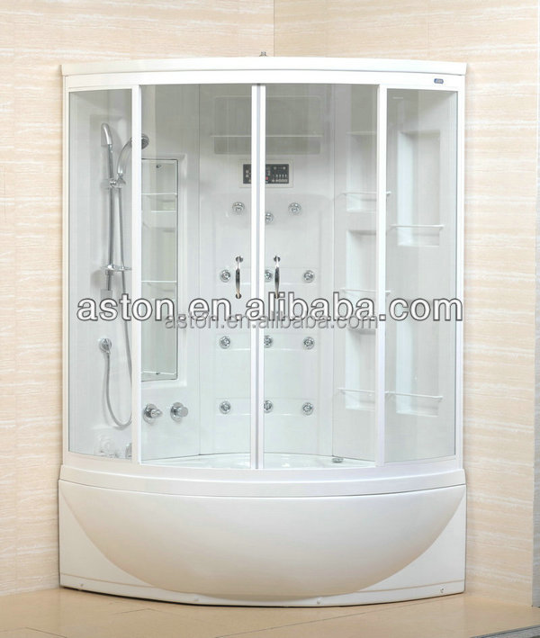 foshan steam bath/cUPC certificate steam sauna/wet sauna and spa tubs combinations