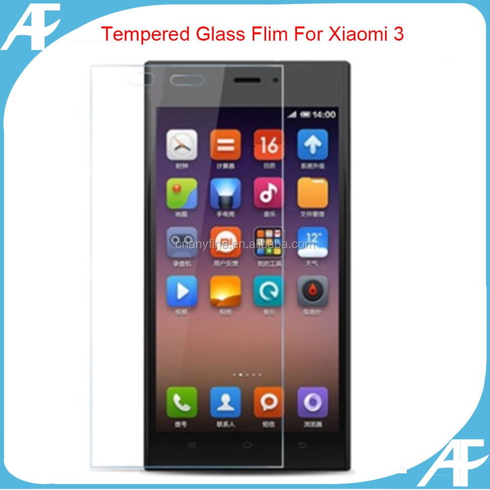 Premium Ultra Thin Tempered Glass Screen Protector Film For Xiaomi M3