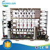 High Quality Mineral Reverse Osmosis Water Filtration Unit RO Industry Price in India