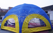 Outdoor custom inflatable big inflatable tent price for sale