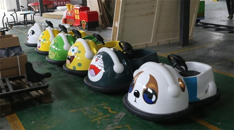 Hot sale cheap remote control battery powered electric animal bumper car, kiddie ride, kids ride on toy car