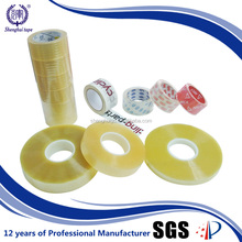 Hot Sale Hs Code Low Noise Bopp Single Sided Tape