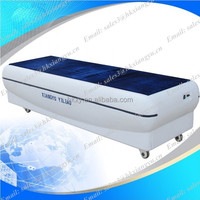 China electric multi position massage table