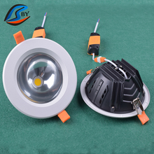 COB surface mounted downlights 15w20w30W tile living room ceiling spotlights LED downlights Shop