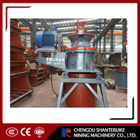 Stone crushing machinery single cylinder hydraulic cone crusher