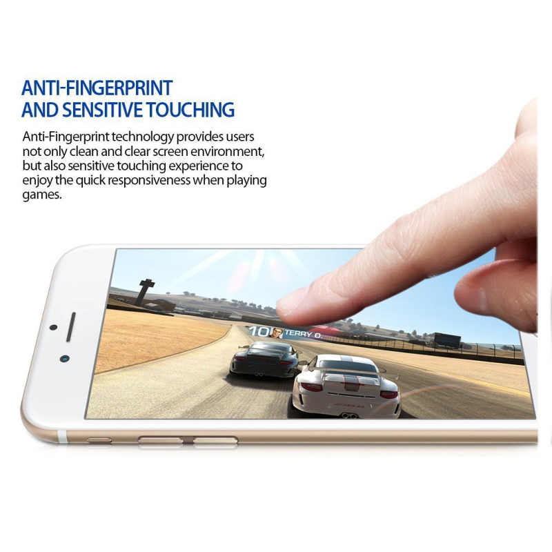 Best Selling cell phone Cover 3D Curved tempered glass screen protector for iphone