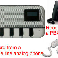 Telephone Voice Recording Box Standalone Box