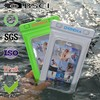 2015 New arrival waterproof bag cover for 3.5-4.5'' smartphone