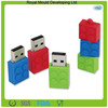 Promotional Free Sample Available Custom Plastic USB Flash Drive