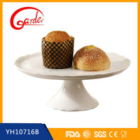 China factory directly ceramic wholesale cake stand wedding