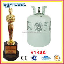 hfc r134a refrigerants gas Basic Organic Chemicals r134a gas for air conditioner system