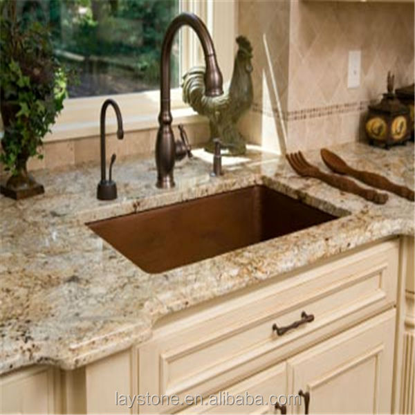 Beautiful granite kitchen countertops can be customized