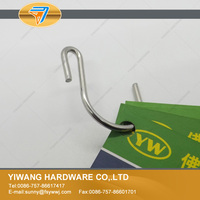 10 years manufacturer high quality wholesale iron clip s hook