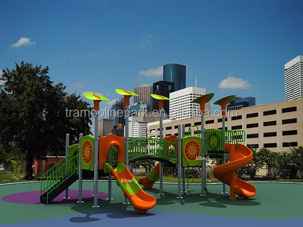 Custom made european standard cheap price used water slides