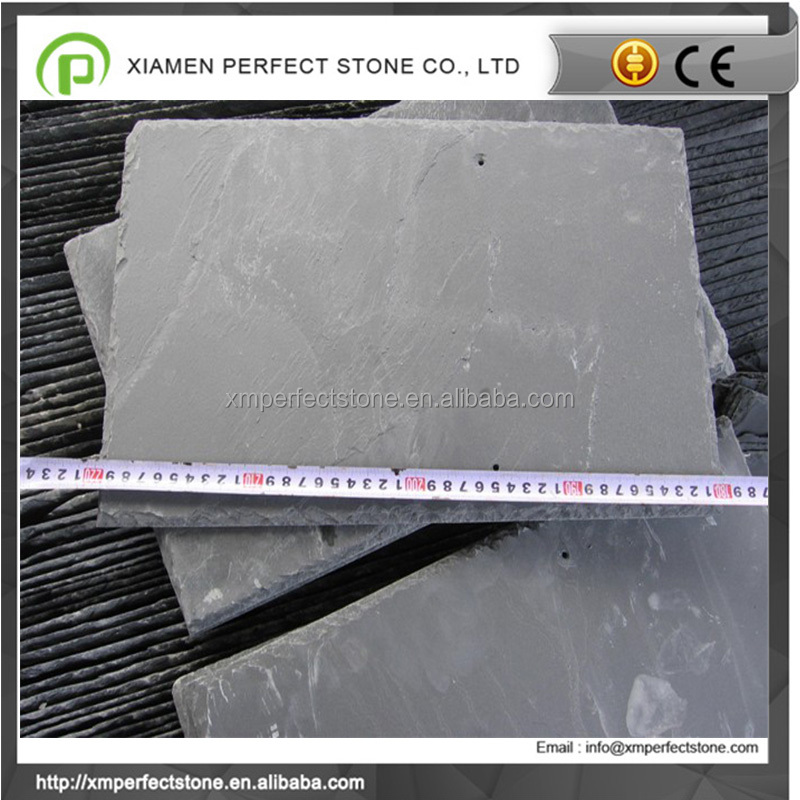 Natural slate roof tiles for grey roof slate