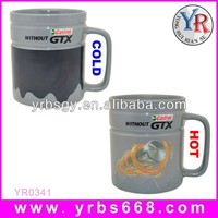 OEM Color Changing Mug Personalized Picture Design For Commercial Popularizing