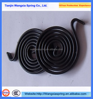 steel wind up spring , rewind spring , motor spiral spring for sale