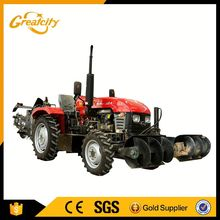 Adjustable boom ditching farm tractor best price