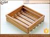 simple natural wooden crate box for decoration