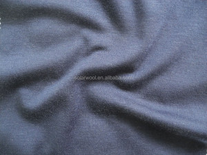 Plain 100% Merino wool fabric for underwear