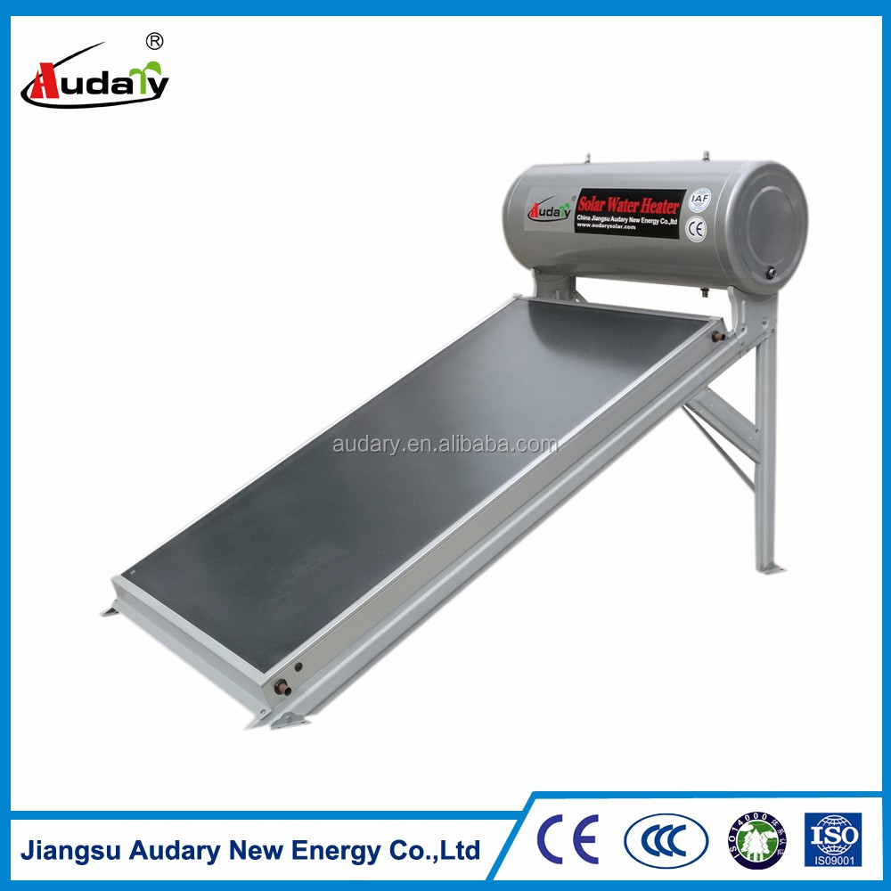 China alibaba supplier Audary high efficiency flat plate solar collector prices