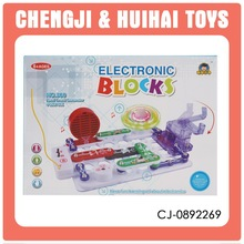 Educational connection New interesting kids toy electronic building blocks