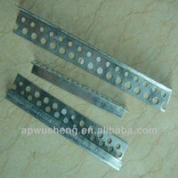 good quality extruded plastic profile /pvc corner bead/protective corner guards manufacturers