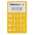 CE approved custom valuable design business purpose rectangle flat shape flexible waterproof 8 digits folded silicone calculator