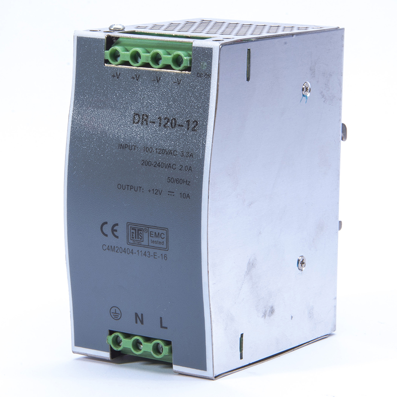 DR-120w Stable DC voltage <strong>source</strong> 120W led switching mode power supply6.3a DC smps 12v DR-120-12, DR-120-24, DR-120-48