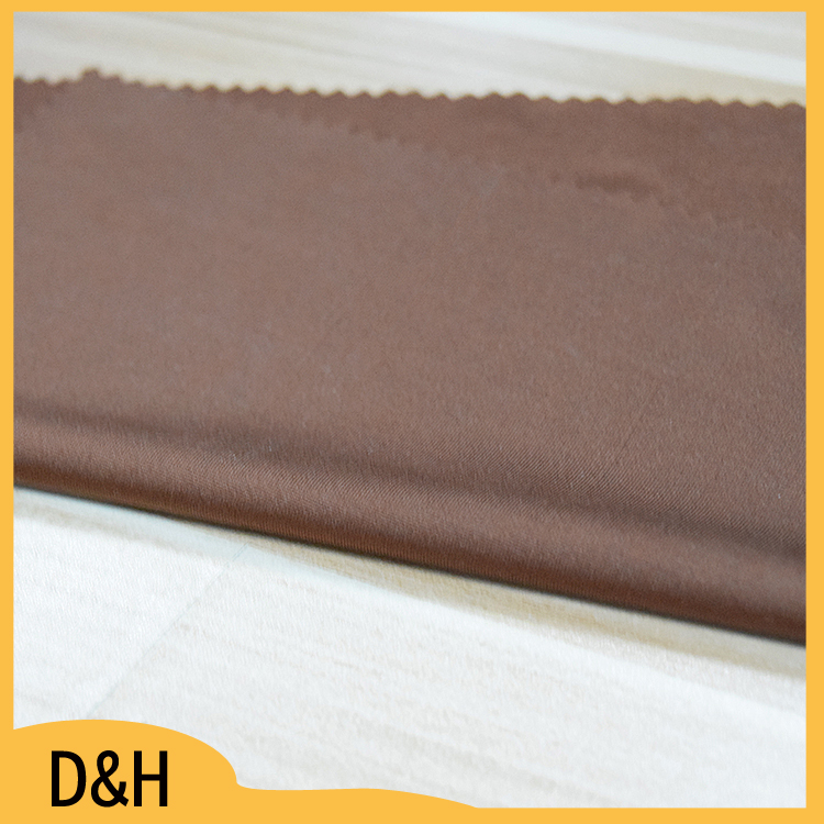 nice price 90% polyester 10% fabric spandex for table cloth textile