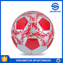 Best Selling Cheap Original Red TPU Kids Football For Match