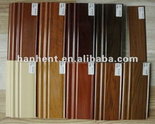 Good quality vinyl Floor assecories /PS skirting/PVC skirting board