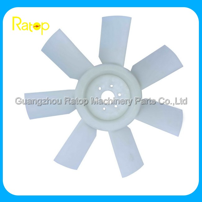PC200-5/6D95 FAN BLADE FOR EXCAVATOR 600-625-6620