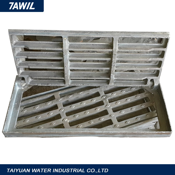 heavy duty plastic grating trench drain cover with new technology