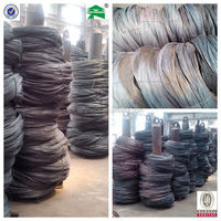 Black annealed iron wire,real factory with high quolity,for bird cages/chicken cgae