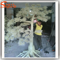Indoor home decor artificial decorative pine tree/pine tree branches