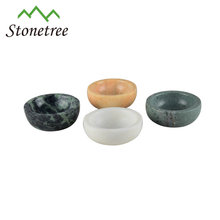 Best Quality Round Shape Marble Ashtray