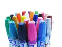 Memory 12 Color Oil Pastel Set for children with extra-fine quality pigments, wholesale oil pastel supplier