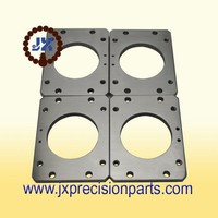 The adapter plate High quality stainless steel CNC milling machine processing precision custom parts