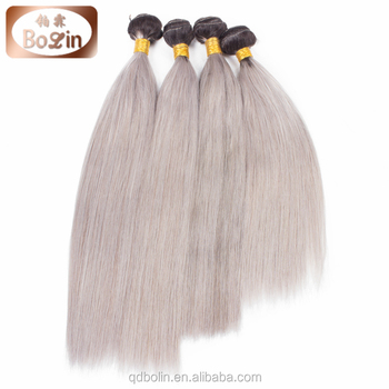 grade 8A virgin brazilian braid hair extensions two tone ombre remy hair weaving
