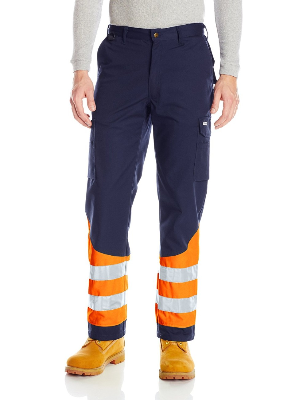 high visibility custom Waterproof High vis reflective Pants