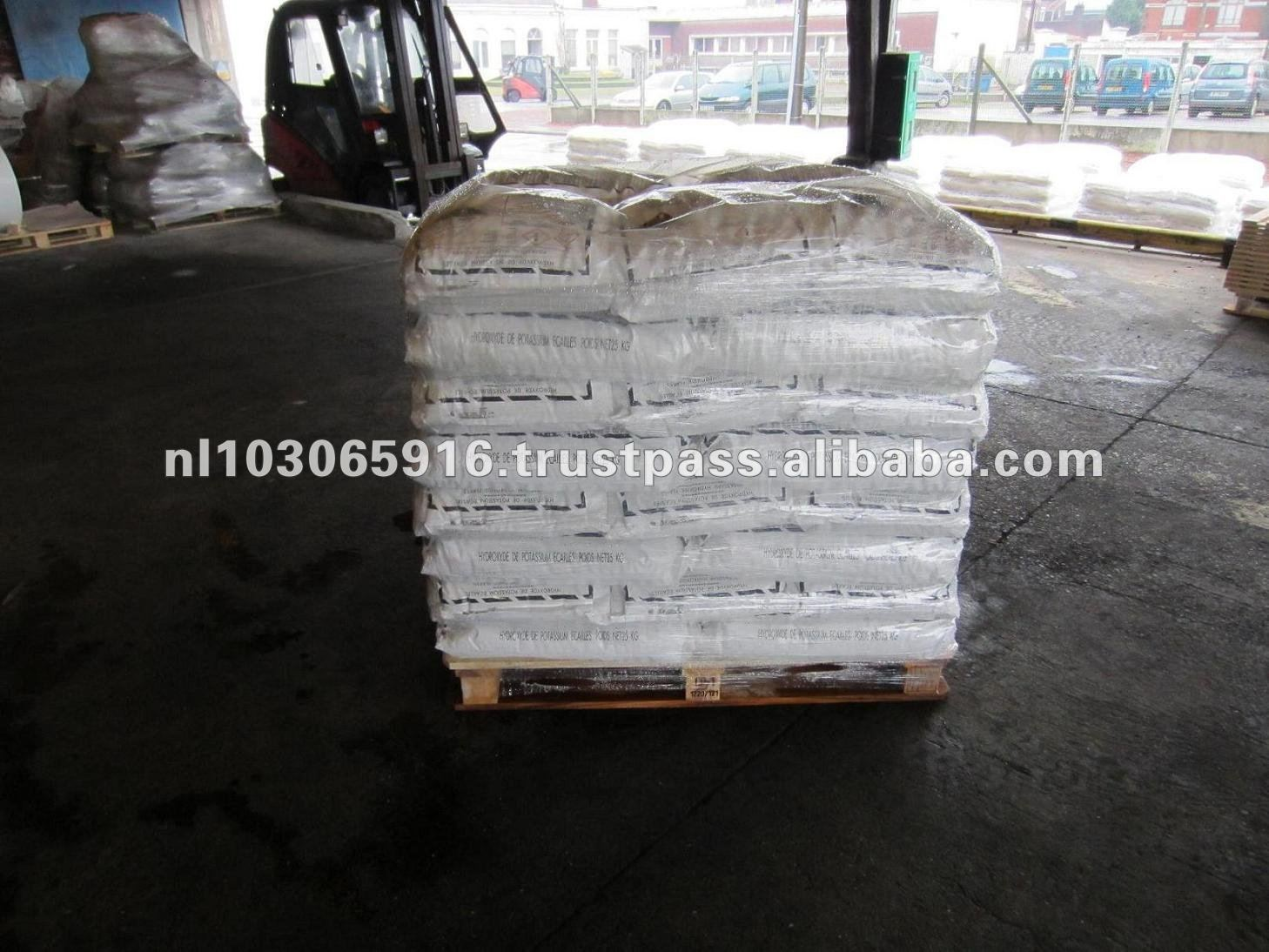 Caustic Potash Flakes FCC/Food