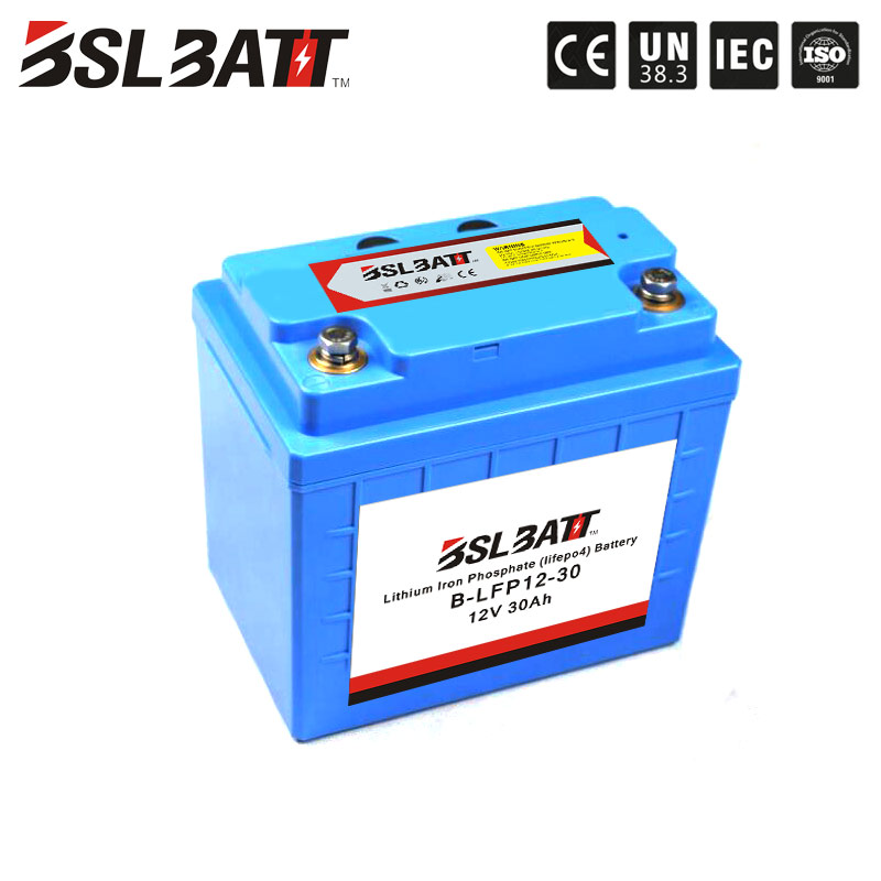 Rechargeable 30ah li-ion lithium lifepo4 battery 12v 30000mah lithium battery