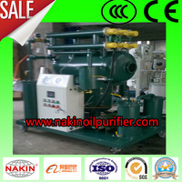 NAKIN ZY Series Transformer Oil filtration Machine, Oil Cleaning Purifier ,Oil Filtration System