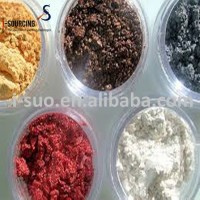 Hot sale synthetic mica titanium dioxide pearl pigment for coating