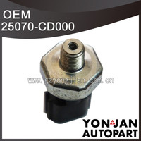 25070-CD000 oil pressure sensor sender for infiniti Oil Pressure switch